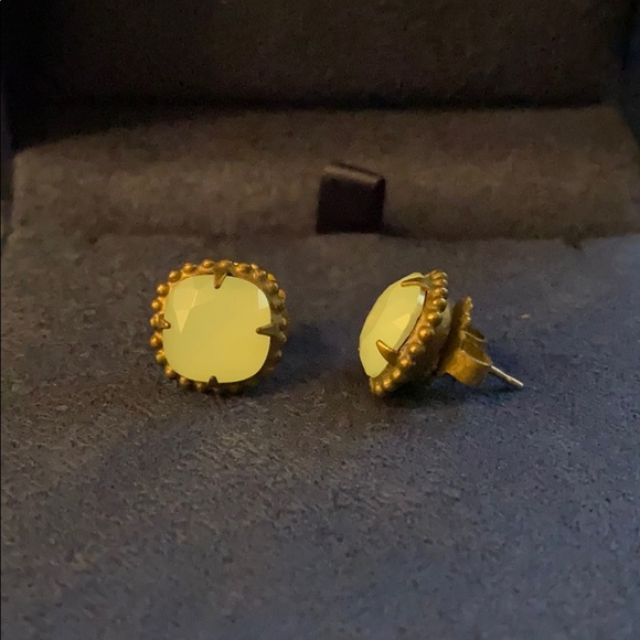 Anthropologie gem studs